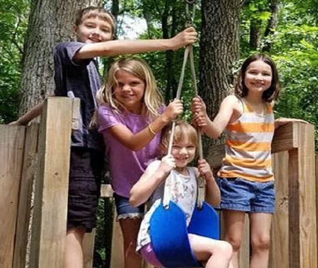 zipline kids new